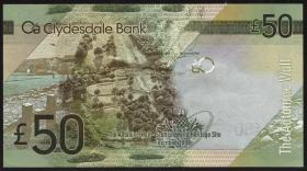 Schottland / Scotland P.229Lb 50 Pounds Sterling 2015 (1)