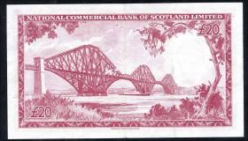 Schottland / Scotland P.267 20 Pounds 1959 (2)