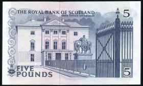Schottland / Scotland P.328 5 Pounds 1966 (1)