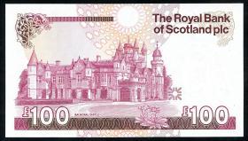 Schottland / Scotland P.350b 100 Pounds 1994 (1)