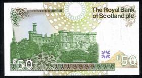 Schottland / Scotland P.367 50 Pounds 2005 A/1 001742 (1)