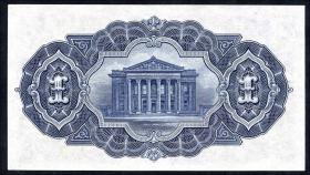 Schottland / Scotland P.S331b 1 Pounds 1941 (2+)