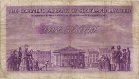 Schottland / Scotland Clydesdale Bank P.S333 5 Pounds 1953 (4)