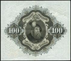 Schweden / Sweden P.48d 100 Kronen 1963 (2)