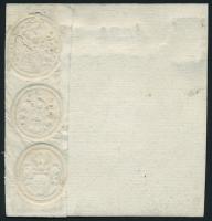 Schweden / Sweden  P.A63r 5 Daler Silvermynt 1717 (1-)