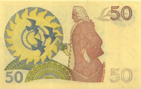 Schweden / Sweden P.53d 50 Kronen 1984 (1)