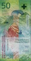 Schweiz / Switzerland P.77 50 Franken (20)15 (1)