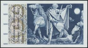 Schweiz / Switzerland P.49i 100 Franken 1967 (2/1)