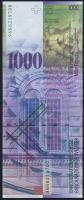 Schweiz / Switzerland P.74a 1000 Franken 1996 (1)