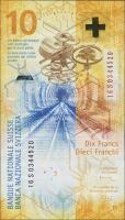 Schweiz / Switzerland P.75 10 Franken (20)16 (1)
