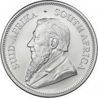 Südafrika Silber-Unze 2021 Krügerrand
