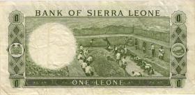 Sierra Leone P.01b 1 Leone (1969) (3)