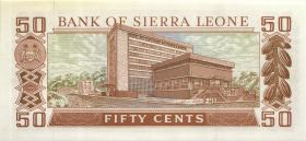 Sierra Leone P.04c 50 Cents 1979 (1)