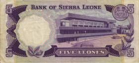 Sierra Leone P.07a 5 Leones 1975 (3)