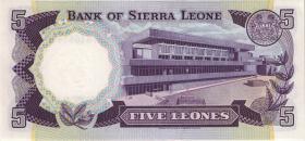 Sierra Leone P.07f 5 Leones 4.8.1984 (1)