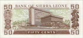 Sierra Leone P.04d 50 Cents 1981 (1)