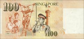 Singapur / Singapore P.50h 100 Dollars (2017) (1)