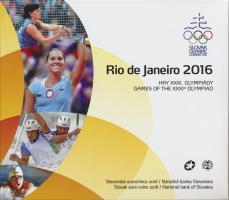 """Slowakei Euro-KMS 2016 """"Rio de Janeiro"""""""