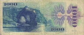 Slowakei / Slovakia P.19 1000 Kronen (1993) Kuponausgabe (4)