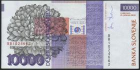 Slowenien / Slovenia P.24 10000 Tolarjew 2000 (2)