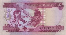 Solomon Inseln / Solomon Islands P.11 10 Dollars (1984) (1)