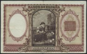 Spanien / Spain P.120 1000 Pesetas 1940 (3)