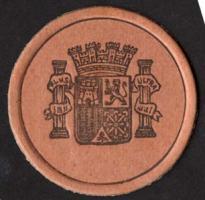 Spanien / Spain P.096R 15 Cebtimos (1938) (1)