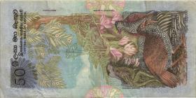 Sri Lanka P.087 50 Rupien 1979 (3)
