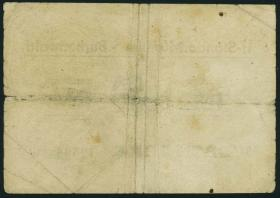 SS Standortkantine Buchenwald 0,50 RM (4-)