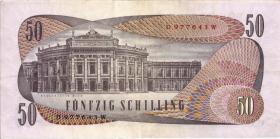 Österreich / Austria P.143 50 Schilling 1970 (1972) (3)