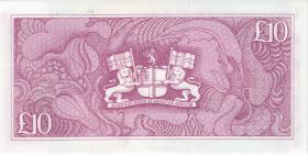 St. Helena / Saint Helena P.08a 10 Pounds (1985) P/1 000578 (1)