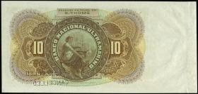 St. Thomas / Saint Thomas and Prince P.10s 10000 Milreis 1909 Specimen (1)