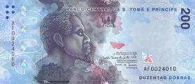 St. Thomas / Saint Thomas and Prince 200 Dobras 2020 (1)