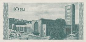 Notgeld Stadt Stuttgart 10 Reichsmark 1.5.1945 (1)