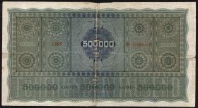 Österreich / Austria P.084 500.000 Kronen 1922 (4)