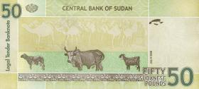 Sudan P.69 50 Pounds 2006 (1)