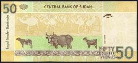Sudan P.69s 50 Pounds 2006 Specimen (1)