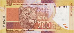 Südafrika / South Africa P.137 200 Rand (2012) (1)