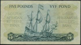 Südafrika / South Africa P.095 5 Pounds 11.11.1948 (Afrikaans) (3)
