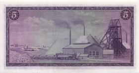 Südafrika / South Africa P.112c 5 Rand (1975) (Afrikaans) (1)