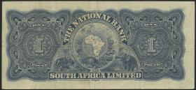 Südafrika / South Africa P.S392 1 Pound 1.5.1920 (3+)