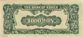 Südkorea / South Korea P.08 1000 Won (1950) (1/1-)