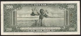 Südvietnam / Viet Nam South P.14 200 Dong (1955) (3)