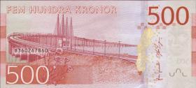 Schweden / Sweden P.neu 500 Kronen (2016) (1)