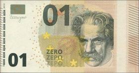Testbanknote Bundesdruckerei Albert Schweitzer (1)