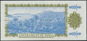 Tonga P.14a 1 Pa`anga 3.4.1967 (1)