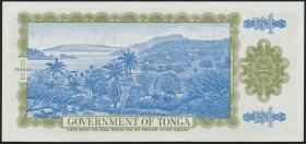 Tonga P.14b 1 Pa´anga 15.4.1967 (1)