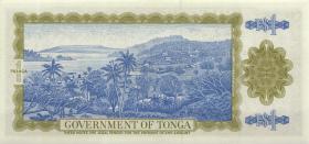 Tonga P.19c 1 Pa´anga 1.12.1986 (1)