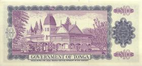 Tonga P.28 10 Pa´anga (1992-95) (1)