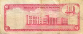 Trinidad & Tobago P.30a 1 Dollar (1977) (3)